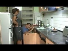 German housewives like to fuck