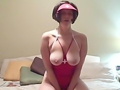 WIFE PLAYS WITH TOYS 2