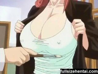 A massive tits horny masterpiece delight