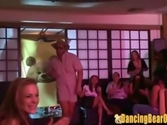 Dancing Bears Make the Women Wet