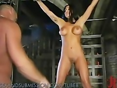 Naughty Slave Loves Sucking Cock