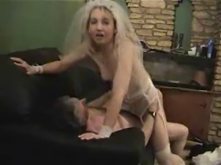 Here Cums The Bride III