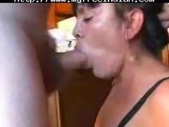 Guy Fucks His Mature Desi Maid  indian desi indian cumshots arab