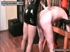 Knockers Carmen fisting bdsm hardcore part2