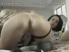 Azlea Antistia Classic Threesome Porn