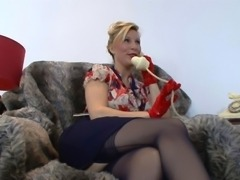 Mature Saffy - Just Maybe