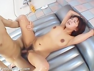 Uncensored Japanese Erotic Fetish Sex   Detention Pt 6