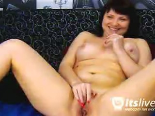 We have this hot mature babe named Lana on this webcam clip. Watch as she...