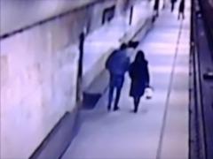 Security cam rus metro public fuck -nv