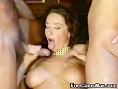 Tits Cumshots Compilation