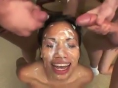 Lucy Thai - Cumshots Galore - Cumpilation