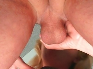Blond MILF vagina gets what she wants