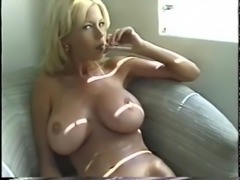 Sexy Blonde Milf Smoking free