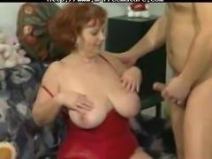 Grand Mere Se Fait Un Jeune mature mature porn granny old cumshots cumshot