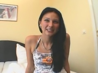 Brunette german Girlfriend