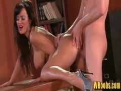 Hot MILF Lisa Ann Fucking in Of ... free