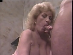 On Fire!! Kitty Foxx gets licked and fucked by a hairy Stud. free