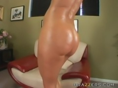this milf has got a wet butt free