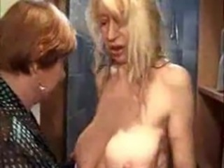 Two Grannies And A Granny Likes A Cock By Fdcrn mature mature porn granny old cumshots cumshot