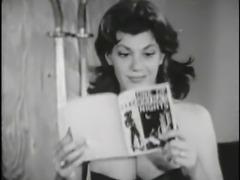 Vintage Stripper Film - One of Cleopatra's Nights