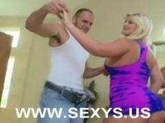 Milf big breast free
