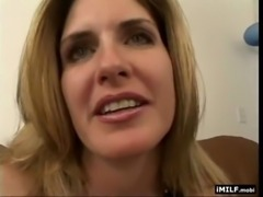 MILF Fucks Sucks and Swallows free