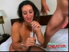 Persia a 49 Yr. Old Cheating Milf! at Moms A Cheater free