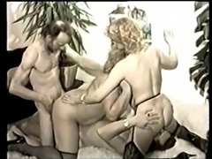 Vintage Bi Foursome