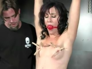 BDSM scene with Dylan Ryan.