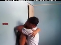 Indian College Babe  With Boyfriend indian desi indian cumshots