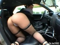 Gangbang for Sophie, French milf free