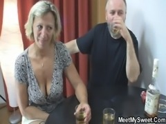 Perverted parents fuck their so ... free