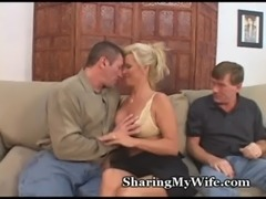 Sexy MILF Is Shared free