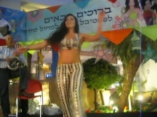 Alla Kushnir sexy belly Dance part 18