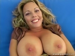 Hot milf plays with herself free