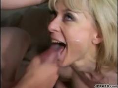 Milf Nina Hartley Fucks A Younger Guy - DMilf free