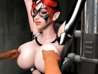 3D hardcore animation