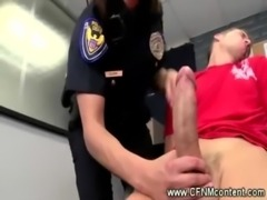 CFNM cops getting naughty at th ... free