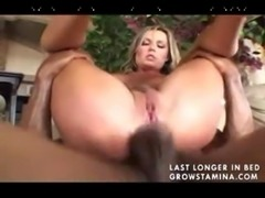Milf Uses All Holes With BBC free