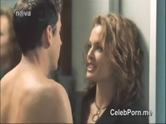 Dina Meyer compilation nude scenes free