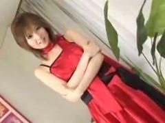 Rika Sakurai - Uncensored Japanese Assfucking