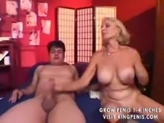 Blonde MILF the Interior Decorator Part1 free