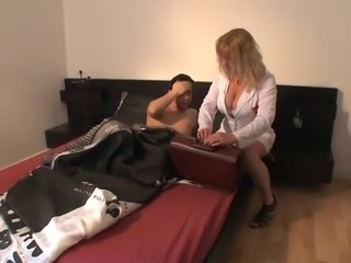 Hot French Mature Nurse