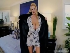 Busty Wife Rides Her Man After A Long Day free