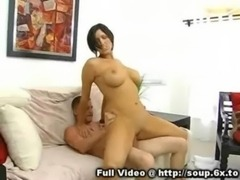 Busty MILF Riding Cock free