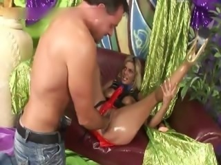 Filthy whore asss riding cock and gets part4