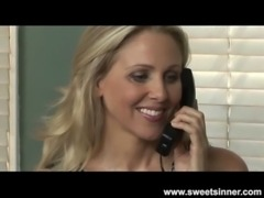 Julia Ann Gets Fucked Hard in t ... free