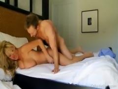 Big Boobed Wifey Hotel Room Fucking Pt 2 free