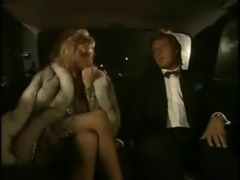 Tracey Adams Fucked In A Limo In Fur free