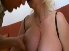 Old Hot Blonde BBW Mature Milf Big Boobs Grannie NEW VIDEO BY MOC free